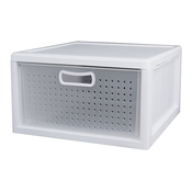 Plastic Storage Drawers  sc 1 st  Space Savers & Plastic Storage Containers Large Plastic Containers Tubs with Lids