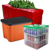 Seasonal Storage Containers ...  sc 1 st  Space Savers & Storage Containers | Plastic Storage Containers | Storage Bins ...