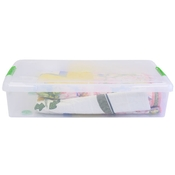 Plastic Storage Totes · picture of UnderBed Storage Boxes  sc 1 st  Space Savers & Plastic Storage Containers Large Plastic Containers Tubs with Lids